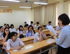 """""""Bí quyết"""" làm tốt bài thi theo đề minh họa lớp 10 THPT Hà Nội"""