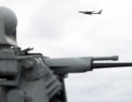 Máy bay chiến đấu Nga bất ngờ xuất hiện trong cuộc tập trận của NATO