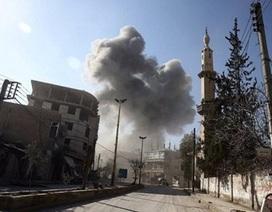 Nổ trụ sở quân đội Nga ở Syria, 7 quân nhân tử nạn