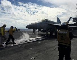 Tàu sân bay Mỹ tham gia cuộc tập trận lớn nhất từ trước đến nay của Nhật Bản