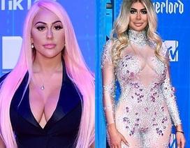 Dàn sao dập dìu khoe sắc trên thảm đỏ lễ trao giải MTV Châu Âu