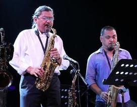 """""""Huyền thoại nhạc Jazz"""" Quyền Văn Minh khiến Quyền Linh ngưỡng mộ"""
