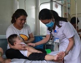 Bé 2 tuổi tử vong nghi do tay chân miệng