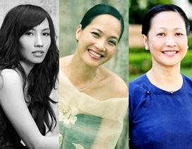 """3 nữ diễn viên chính phim """"Mùa hè chiều thẳng đứng"""" sau 18 năm"""