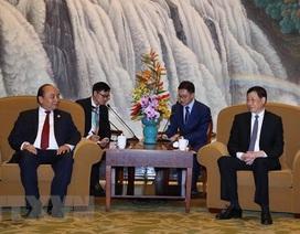 Thủ tướng Nguyễn Xuân Phúc tiếp Thị trưởng Thượng Hải - Trung Quốc