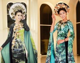 Hoa hậu Đặng Thu Thảo, Phan Thị Mơ cùng dàn mỹ nhân khoe đường cong