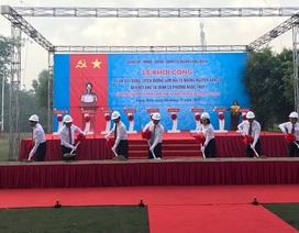 """Khởi công đường Cổ Linh kéo dài, BĐS Long Biên """"sục sôi"""""""