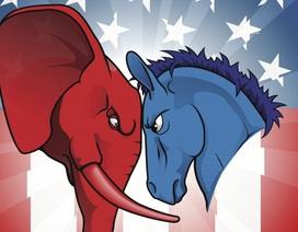 """Bầu cử giữa nhiệm kỳ: Cuộc chiến giữa hai phe """"voi"""" - """"lừa"""" trong quốc hội Mỹ"""