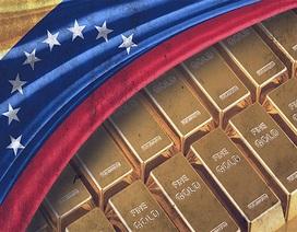 Venezuela tìm cách đòi 14 tấn vàng về nước