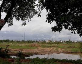 """Vụ hàng trăm lô đất vàng """"giá bèo"""" tại Thanh Hóa: Tiếp tục hủy đấu giá lần 2!"""
