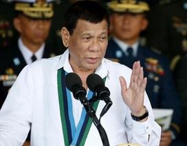 """Tổng thống Philippines treo thưởng cảnh sát """"xử tử"""" cấp trên nếu nghi buôn ma túy"""