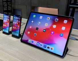 """iPad Pro đầu tiên về Việt Nam bị """"đẩy giá"""" cao hơn 6 triệu đồng"""