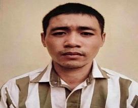 Đã bắt được phạm nhân trốn trại giam của Bộ Công an