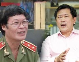 Trung tướng Hữu Ước đã tố cáo luật sư Trần Đình Triển tới Công an Hà Nội