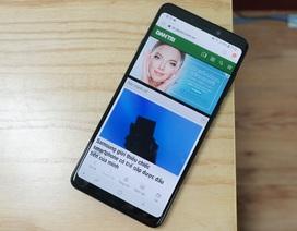 Trên tay smartphone 4 camera đầu tiên trên thế giới tại Việt Nam