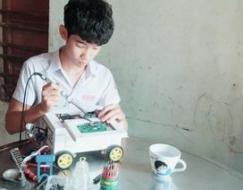 Những giải pháp sáng tạo hữu ích của 2 nam sinh lớp 12