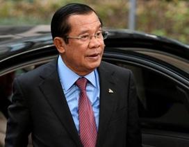 Thủ tướng Campuchia lên tiếng việc con trai được bổ nhiệm chức vụ cao