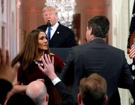 Ông Trump đổ lỗi cho truyền thông về thất bại của đảng Cộng hòa ở Hạ viện