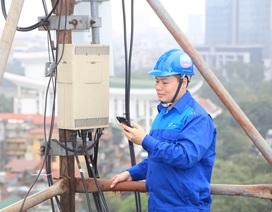 Chất lượng 3G/4G của mạng di động VinaPhone vượt chuẩn Việt Nam