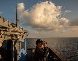Nguy cơ tàu chiến Mỹ - Trung chạm trán căng thẳng trên Biển Đông