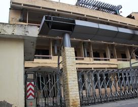 Trụ sở cơ quan nhà nước bị bỏ hoang suốt 10 năm ở Hà Nội