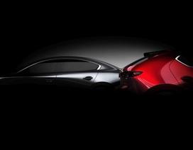 Mazda3 thế hệ mới đã sẵn sàng