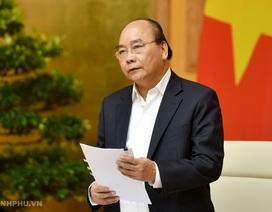 Thủ tướng chủ trì họp tiểu ban chuẩn bị Đại hội Đảng