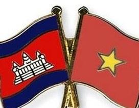 Lãnh đạo Việt Nam chúc mừng Quốc khánh Campuchia