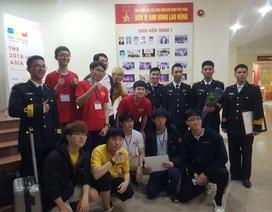 Học viện Hải quân đạt 3 giải ba cuộc thi Olympic Tin học khu vực Châu Á