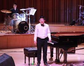 Con trai NSƯT Quốc Tuấn gây xúc động với màn biểu diễn đầy thử thách