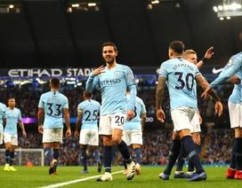 Man City 3-1 Bournemouth: Chênh lệch đẳng cấp