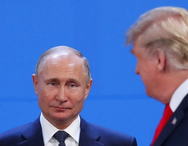 Ông Putin tiết lộ cuộc trò chuyện ngắn với ông Trump ở G20