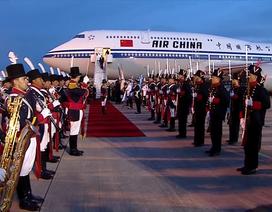 Sự cố của chủ nhà Argentina khi tiếp đón Chủ tịch Trung Quốc tới hội nghị G20