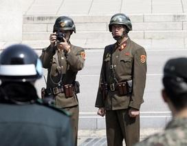 Binh sĩ Triều Tiên đào tẩu sang Hàn Quốc