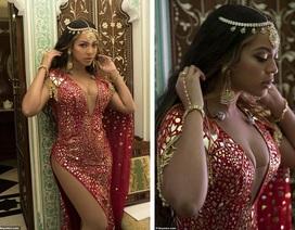 """Beyonce cũng """"lặn lội"""" sang Ấn Độ để... """"hát đám cưới"""""""