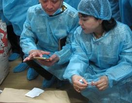 Tổng thanh tra, rà soát công tác an toàn thực phẩm dịp Tết Nguyên đán