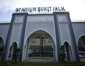 """Chiêm ngưỡng vẻ hoành tráng của """"chảo lửa"""" Bukit Jalil"""