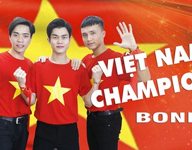 Nam sinh khiếm thị sáng tác ca khúc cổ vũ ĐT bóng đá Việt Nam