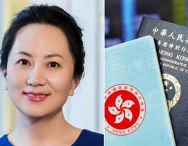 Giám đốc tài chính Huawei bị bắt có ít nhất 7 hộ chiếu