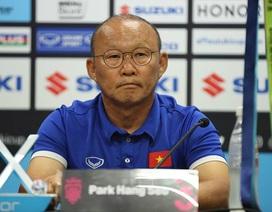 """HLV Park Hang Seo: """"Đội tuyển Việt Nam không sợ sức ép ở Bukit Jalil"""""""