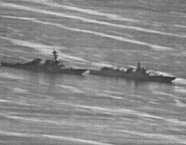 Đại tá Trung Quốc đề xuất chặn đầu, đâm tàu chiến Mỹ tuần tra Biển Đông