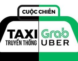 Liên minh taxi Việt: Đã có nhiều sự so sánh chê bai, tẩy chay taxi truyền thống