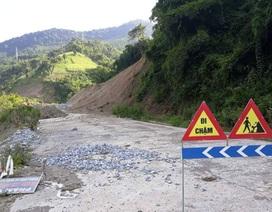 """Tỉnh Nghệ An sẽ đề nghị dừng tích nước thủy điện Khe Bố """"giải cứu"""" Quốc lộ 7!"""