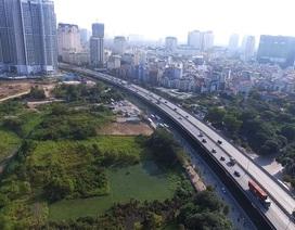 Toàn cảnh khu đất dành cho dự án Nhà hát Hoa Sen lớn nhất Thủ đô