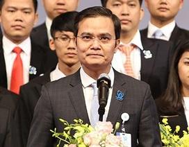 Thạc sĩ luật trở thành tân Chủ tịch hội Sinh viên Việt Nam
