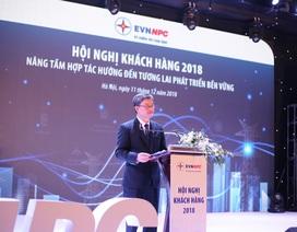 EVNNPC: Nỗ lực phục vụ 10 triệu khách hàng