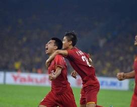 Việt Nam vẫn là một trong hai đội chưa thua tại AFF Cup 2018