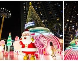 """""""Vạn điều kỳ diệu, triệu khoảnh khắc vui"""" tại Lễ hội Giáng sinh Vincom 2018"""