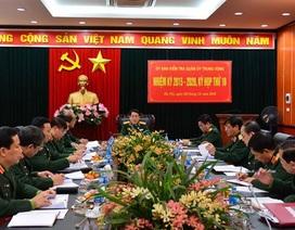 Ủy ban Kiểm tra Quân ủy Trung ương: Xem xét, đề nghị thi hành kỷ luật tổ chức đảng và đảng viên