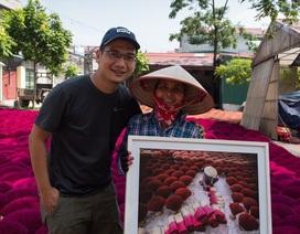 Tác phẩm của nhiếp ảnh gia xứ Nghệ lọt vào top ảnh xuất sắc nhất thế giới